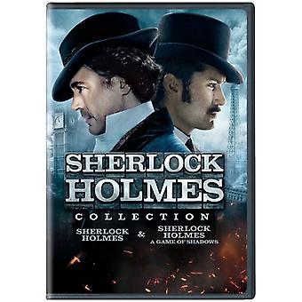 Sherlock Holmes / Sherlock Holmes: A Game [DVD] USA Import