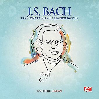 J.S. Bach - Trio Sonata 4 in E Minor (EP) [CD] USA import