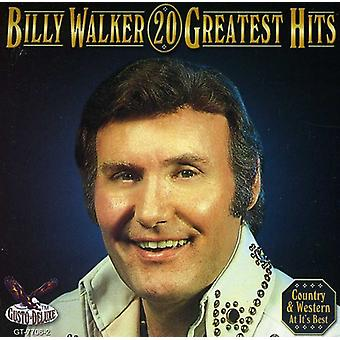 Billy Walker - 20 Greatest Hits [CD] USA import