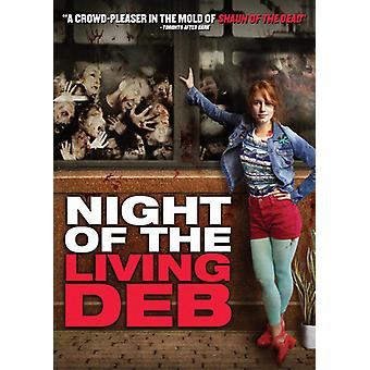 Night of the Living Deb [DVD] USA import