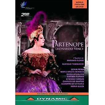 La Partenope [DVD] USA import