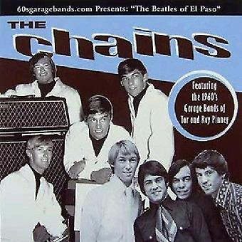 Chains - Beatles of El Paso [CD] USA import
