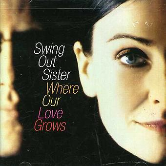 Swing Out Sister - donde nuestro amor crece [CD] USA importar
