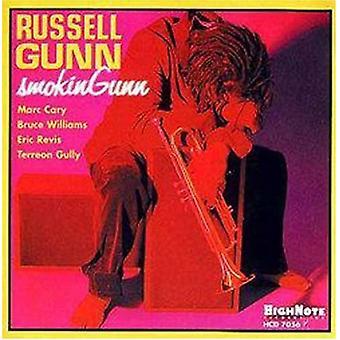 Russell Gunn - Smokin ' Gunn [CD] USA import