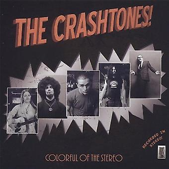 Crashtones - Colorful of the Stereo [CD] USA import