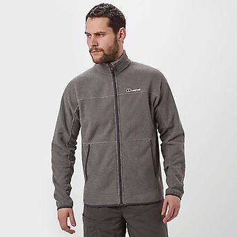 Grey Berghaus Men's Stainton Full Zip Fleece