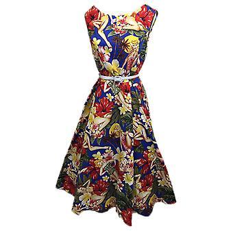 Boolavard Women's Halterneck Dress