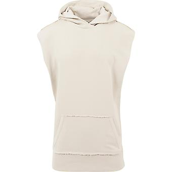Urban classics open edge sleeveless Hoody