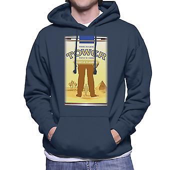 Camel Cigarettes Dark Tower Men's Hooded Sweatshirt