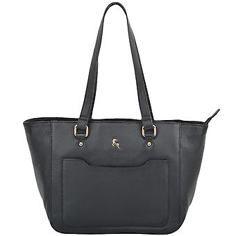 Ashwood lille læder City Shopper - 61513 - sort