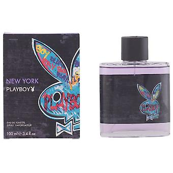 Playboy New York Edt 100 Ml (Man , Perfumes , Perfume , Perfumes , Women´s Perfumes)