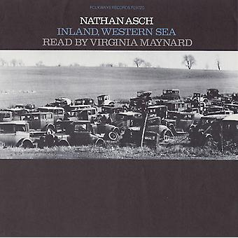 Virginia Maynard - Nathan Asch's Inland Western Sea [CD] USA import