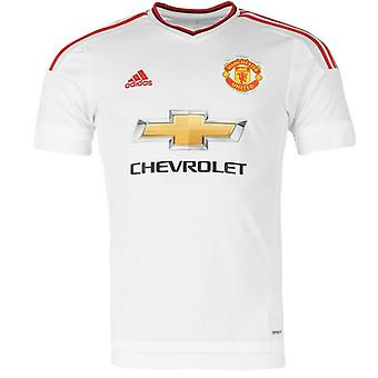 2015-2016 Man Utd Adidas Away Football Shirt