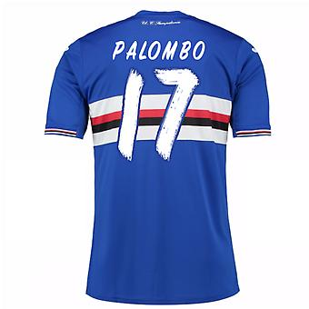 2016 / 17 Sampdoria Home Shirt (Palombo 17)