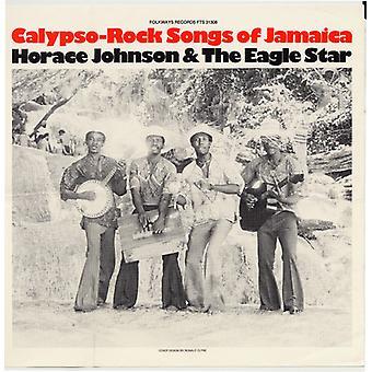 Horace Johnson - importación USA canciones de Rock Calypso de Jamaica [CD]