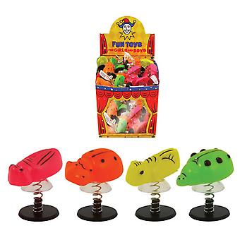 Henbrandt Jump Up Spring Bug Toys (Box Of 72)