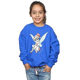 Sweatshirt de fées Disney filles fée clochette Noël