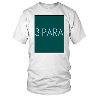 British Army 3 Para TRF Ladies T Shirt