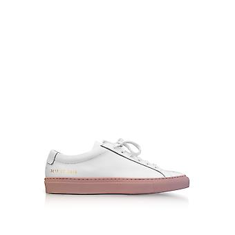 Common projects men's 20152102 White leather of sneakers