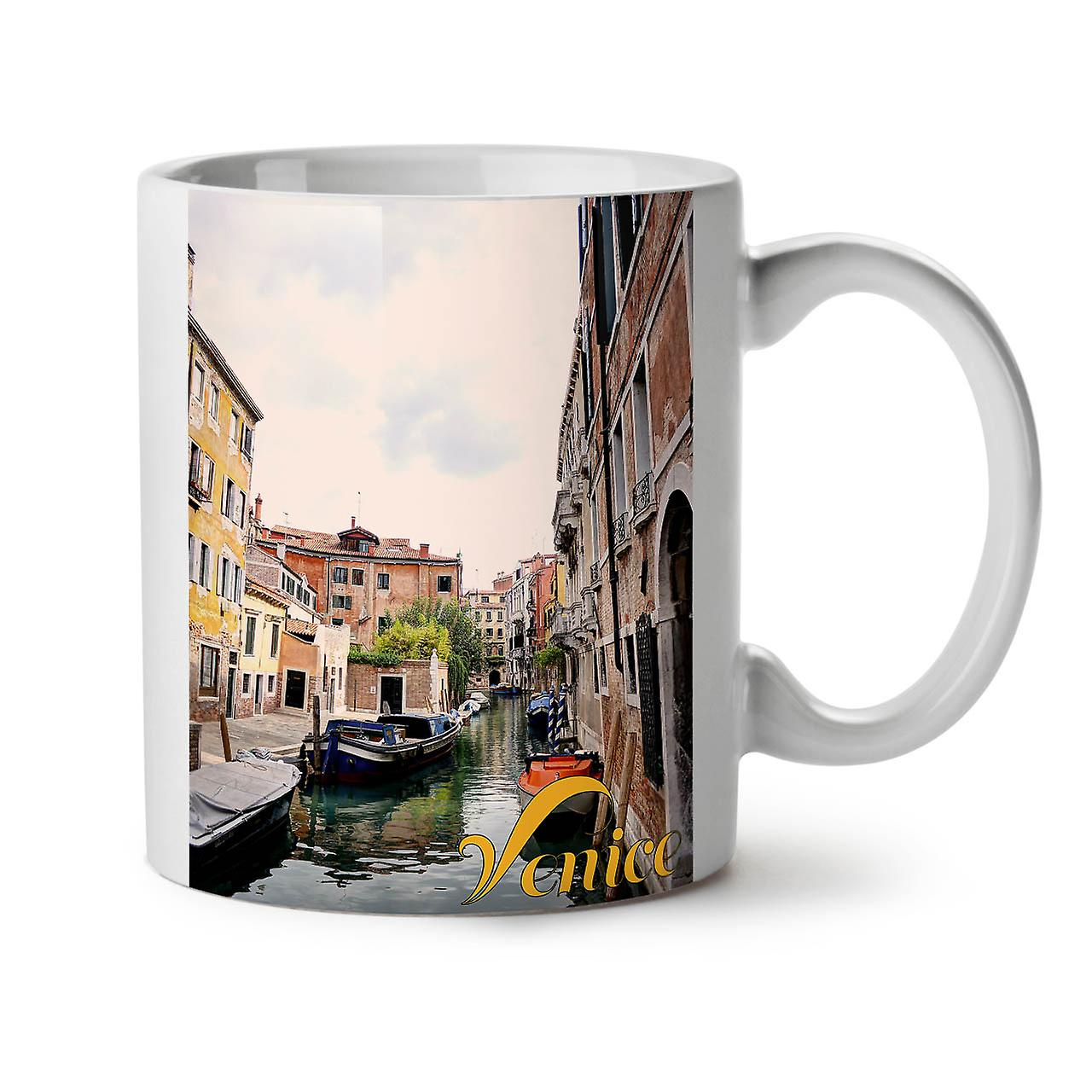 Tasse Café Canal OzWellcoda Venise Vieux Blanc Tour 11 Céramique De Nouveau Thé VUqpGSzM
