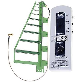 Gigahertz Solutions HF 32D High frequency (HF) analyser, EM detector 800 MHz - 2.5 GHz, includes