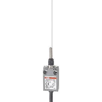 Limit switch 400 Vac 5 A Spring-loaded rod momentary