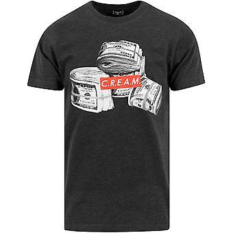 Mister t shirt - carbón paquete CREMA