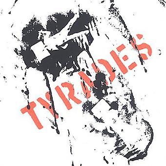 Tyrades - Tyrades [CD] USA importerer