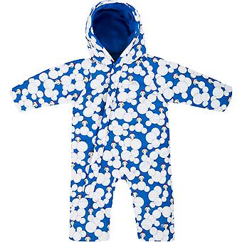 Trespass Boys Babies Theodore Water Resistant Padded Fleece Snowsuit