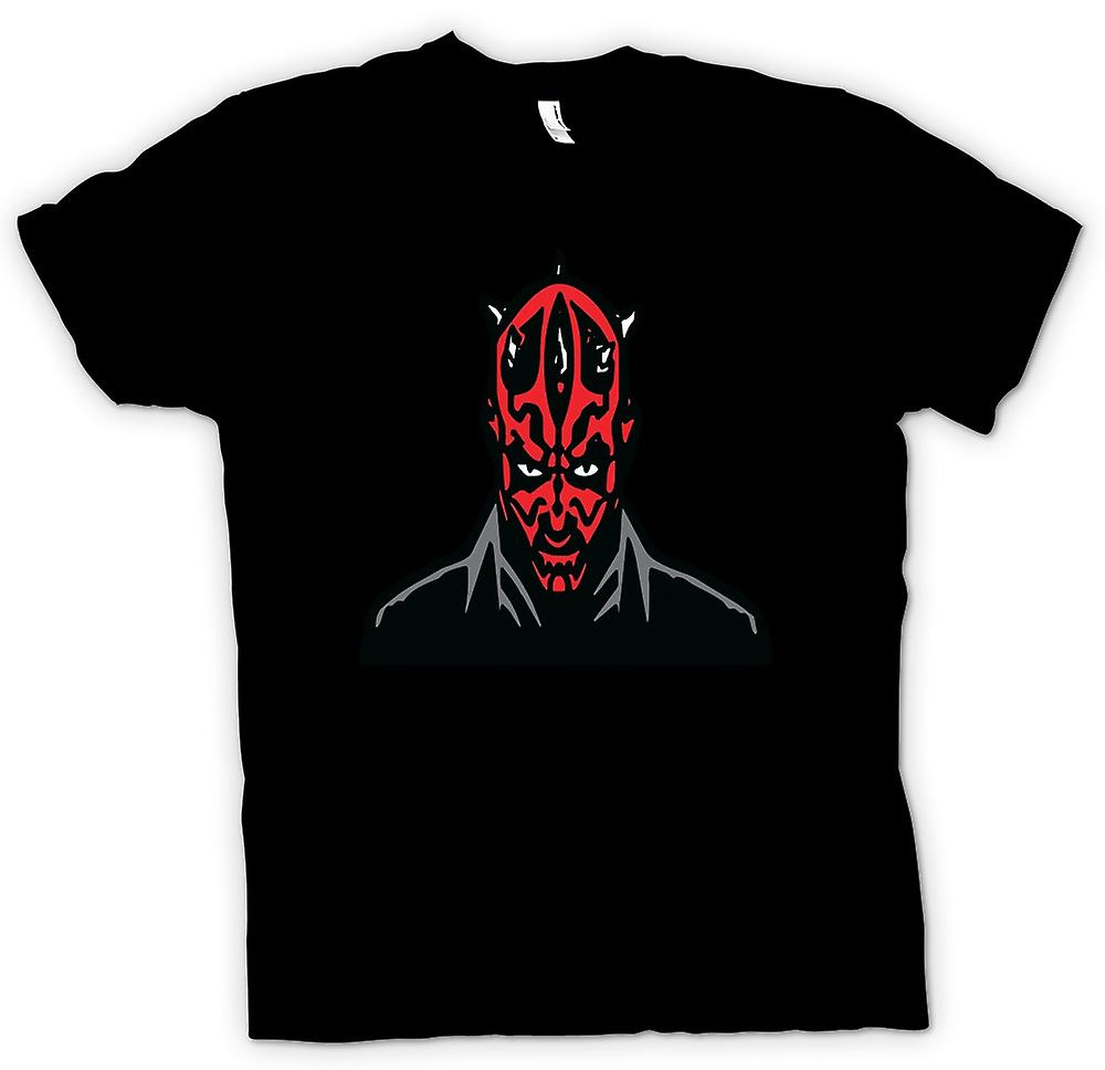 Camiseta mujer - Star Wars - Darth Maul