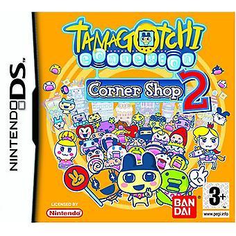 Tamagotchi Connexion buurtwinkel 2 (Nintendo DS)