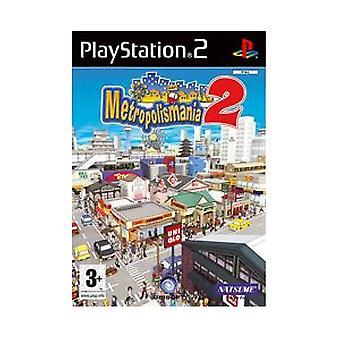 Metropolismania 2 (Sony PS2)