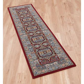 Da Vinci 57147 1454 röda rektangeln mattor traditionella mattor