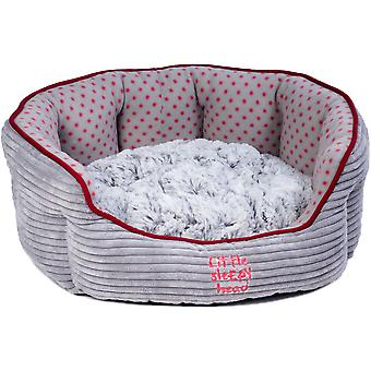 Petface Puppy Oval Bed-