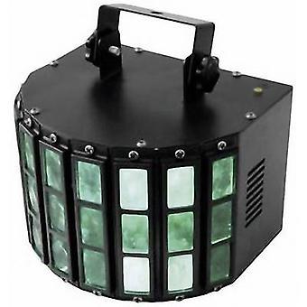 LED effect light Eurolite Mini D-5 No. of LEDs:6 x 3 W