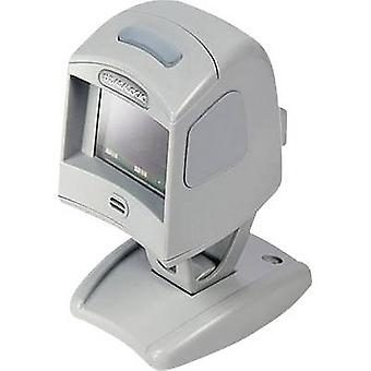 Datalogic Magellan 1100 i Barcode scanner Corded 1D, 2D Imager Light grey Desktop USB