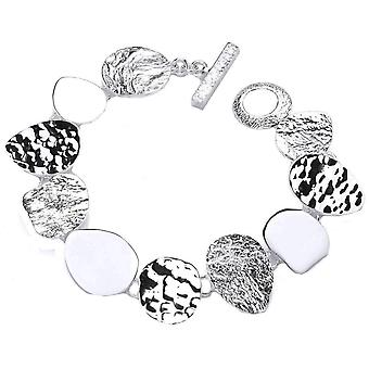Cavendish French Dance All Night Bracelet - Silver