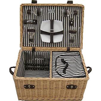Lancaster Fitted Picnic Basket