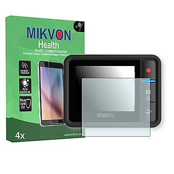 Removu R1 Plus Screen Protector - Mikvon Health (Retail Package with accessories)