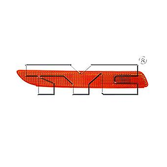 TYC 18-6071-00-9 Saab 9-3 Right Replacement Side Marker Light Assembly