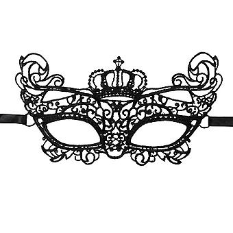 Glamorous lace eye mask for party & Halloween