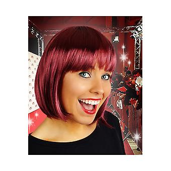 Wigs  Bob Wig Sophia Bordeaux