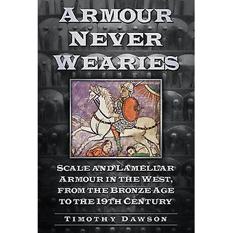 'Armour Never Wearies' - Scale and Lamellar Armour in the West - from
