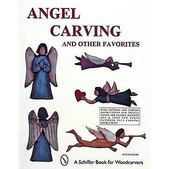 Angel talla y otros favoritos por Ron Ransom - libro 9780887401473