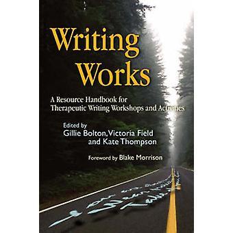 Skriva verk - en resurs handbok för terapeutiska skrivarkurser