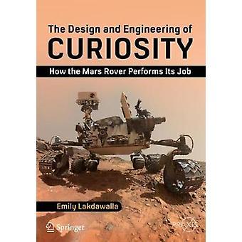 تصميم وهندسة من الفضول-كيف ينفذ روفر المريخ