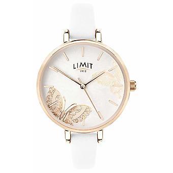 Limit | Womens Secret Garden | White Butterfly Dial | 60013 Watch