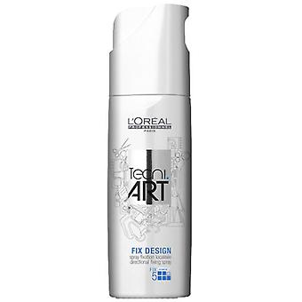 L'Oreal Tecni konst Fix Design 200ml