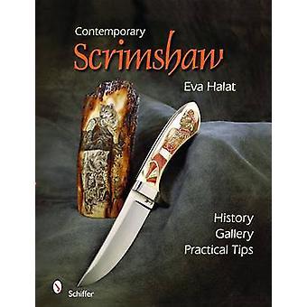 Contemporary Scrimshaw by Eva Halat - 9780764330490 Book