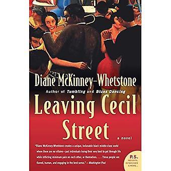 Laissant la rue Cecil (P.S.)